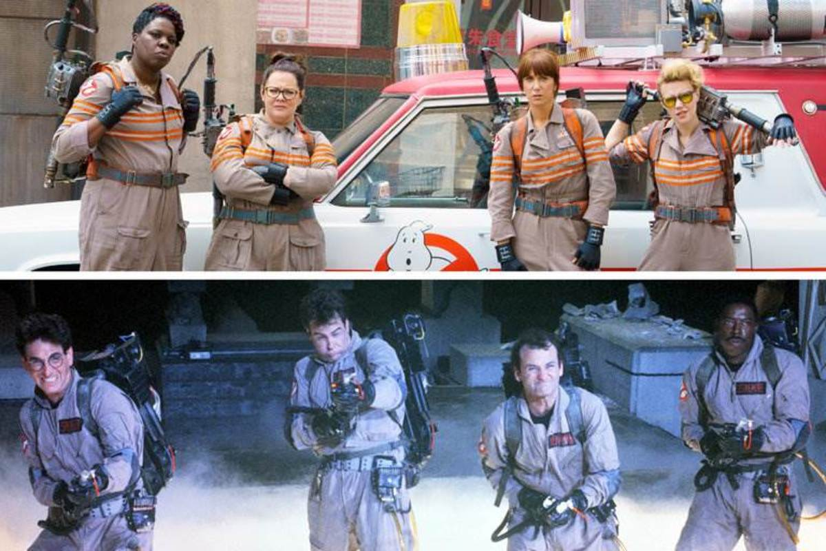 """Ghostbusters: Answer the Call"" is just one example of the many reboots and remakes to come up in recent years."