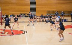 Volleyball: Lady Bears Struggle, Yet Still Aim for State