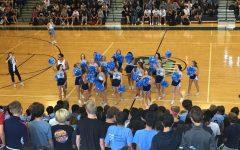 Lady Bears Cheer Squad