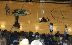 Mascot Tricycle Race