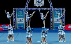 Cheer Competes at State