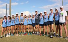 Cross Country Sweeps State