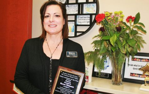Clinic Assistant Karen Thimsen named Finalist for Clinic Assistant of the Year