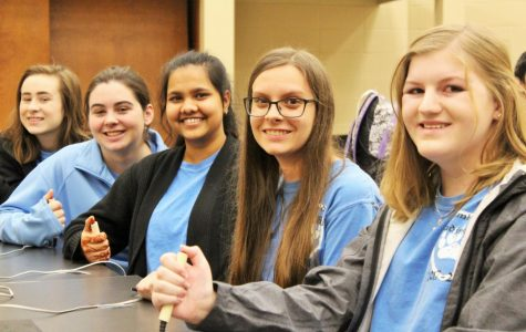 Reading Bowl Team Reflect on Their Continuing Success