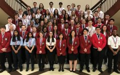 Cambridge SkillsUSA Upholds its Reputation at State Competitions