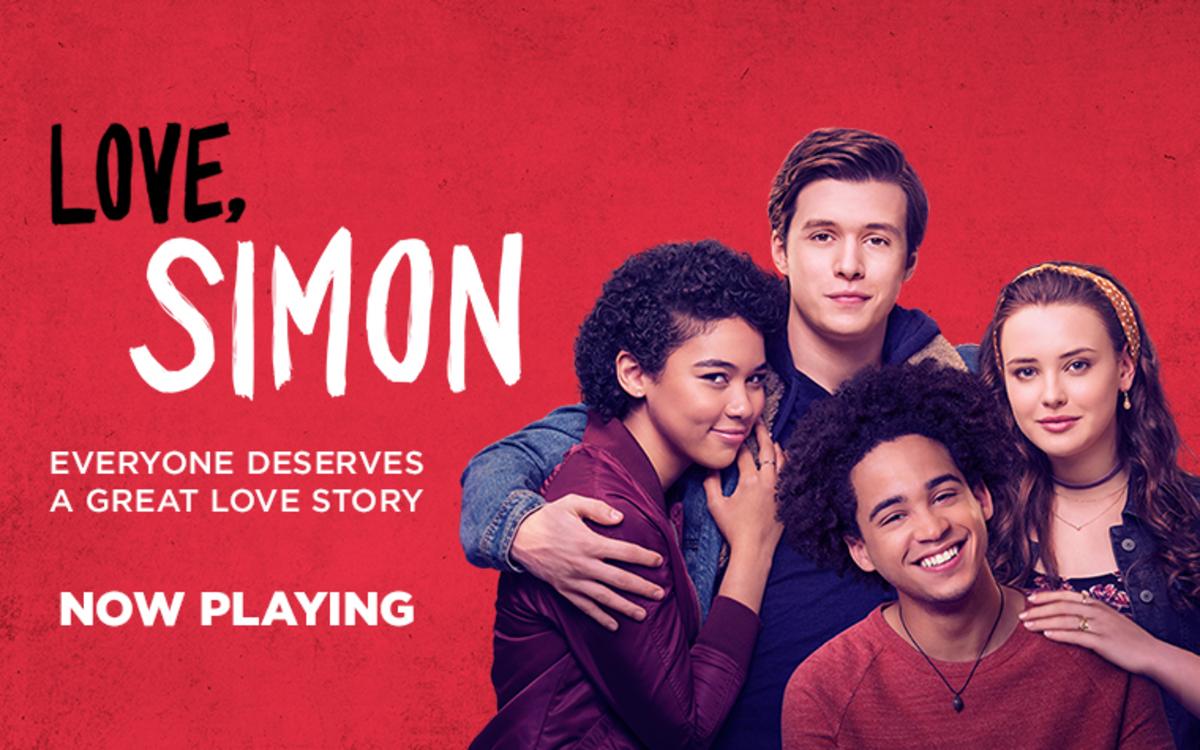 """Love, Simon"": A Movie Review"