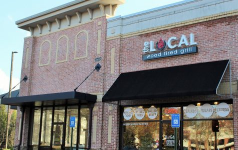 Rockin' and Reliable Restaurant Reviews: The Local wood fired grill