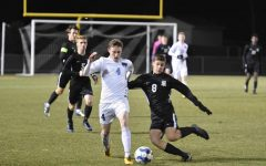 Striking Up Goals: Boys' Varsity Soccer Sees Successes This Season.