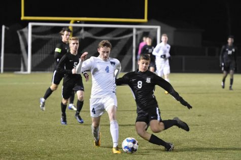 Striking Up Goals: Boys' Varsity Soccer Sees Successes This Season.