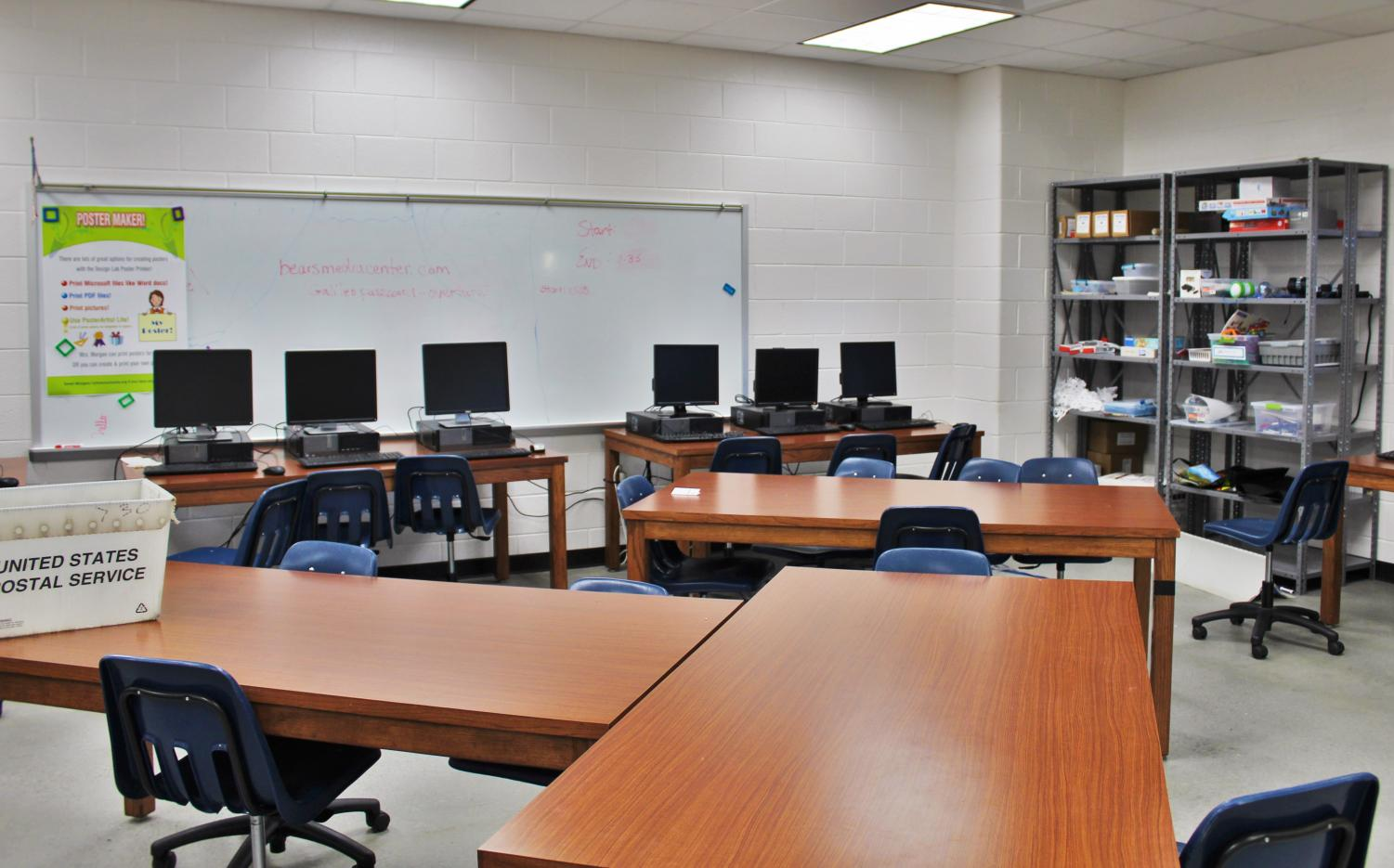 The+Design+Lab+provides+ample+space+for+students+of+all+grade++levels+to+get+work+done.
