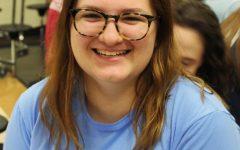 Senior Amy Laik, incoming Kennesaw State University freshman