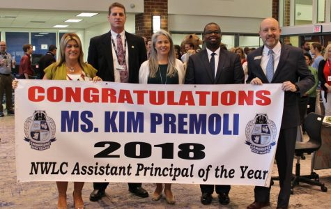 Premoli Named Assistant Principal of the Year