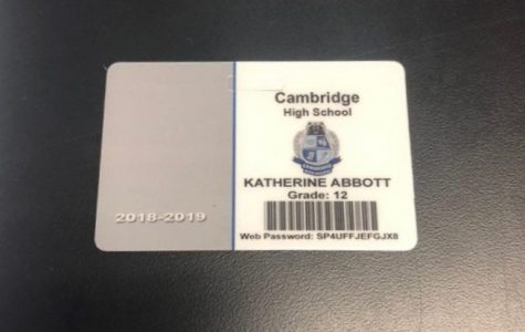 Students Will Receive IDs, Lanyards Oct. 25, 26