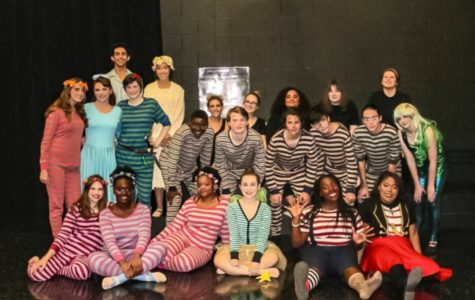 """Primetime"": One-Act Play Prepares Drama Students for Upcoming Competition"