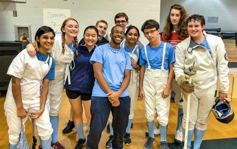 """En Garde"": A Spotlight on the Cambridge Fencing Team"