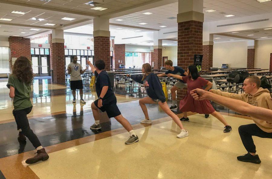 """On Guard"": A Spotlight on the Cambridge Fencing Team"