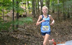 """Finish Line"": Cross Country Sprints Towards the End of the Season"