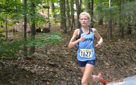 """""""Finish Line"""": Cross Country Sprints Towards the End of the Season"""