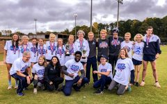 """We Are The Champions"": Girls' Varsity Cross Country are Back-to-Back State Champs"
