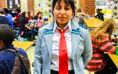 "Junior Julissa Duarte as ""Boku No Hero Academia Student"""