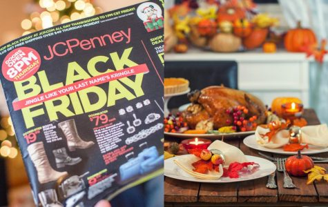 """Giving Thanks"": Choose Thanksgiving Over Black Friday"