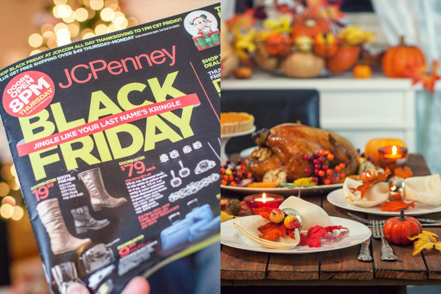 Millions of Americans across the country will be faced with the dilemma of either choosing Thanksgiving or Black Friday.