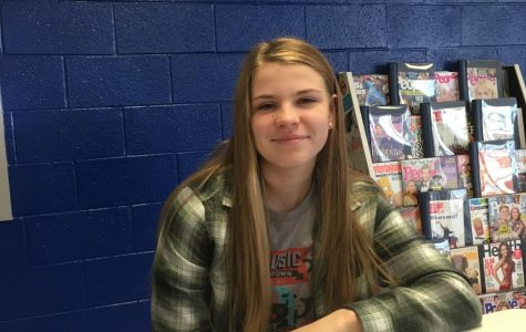 Freshman Emma Paskins
