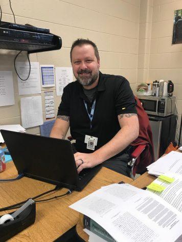 English teacher Jon Karschnik