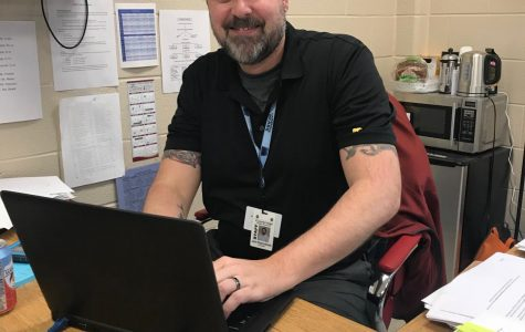 English Teacher Jon Karschnik