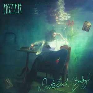 The cover of the album Wasteland, Baby! The art is an oil painting by Hozier's mother, Raine Hozier-Byrne.