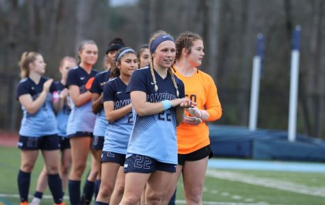 Varsity Girls Soccer Makes Strides with Strong Season