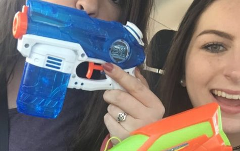 "High School Tradition Has Students Reaching For Super Soakers with ""Assassin"""