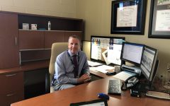 Meet the School's New Assistant Principal David Goldie