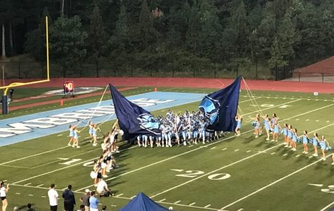 Bears Take On Warriors In Exciting Homecoming Game