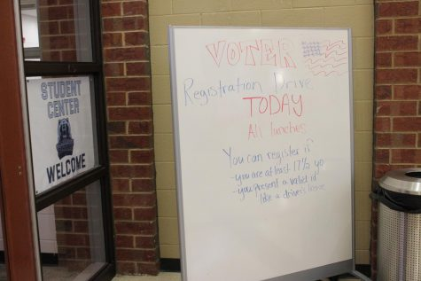 School's Student Center Hosts Voter Registration Drive, Encourages Civic Participation