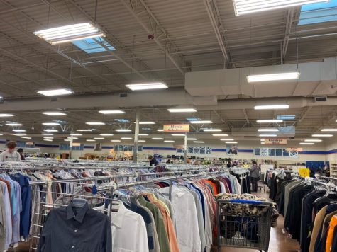 The Goodwill thrift store on McFarland in Alpharetta, Georgia.