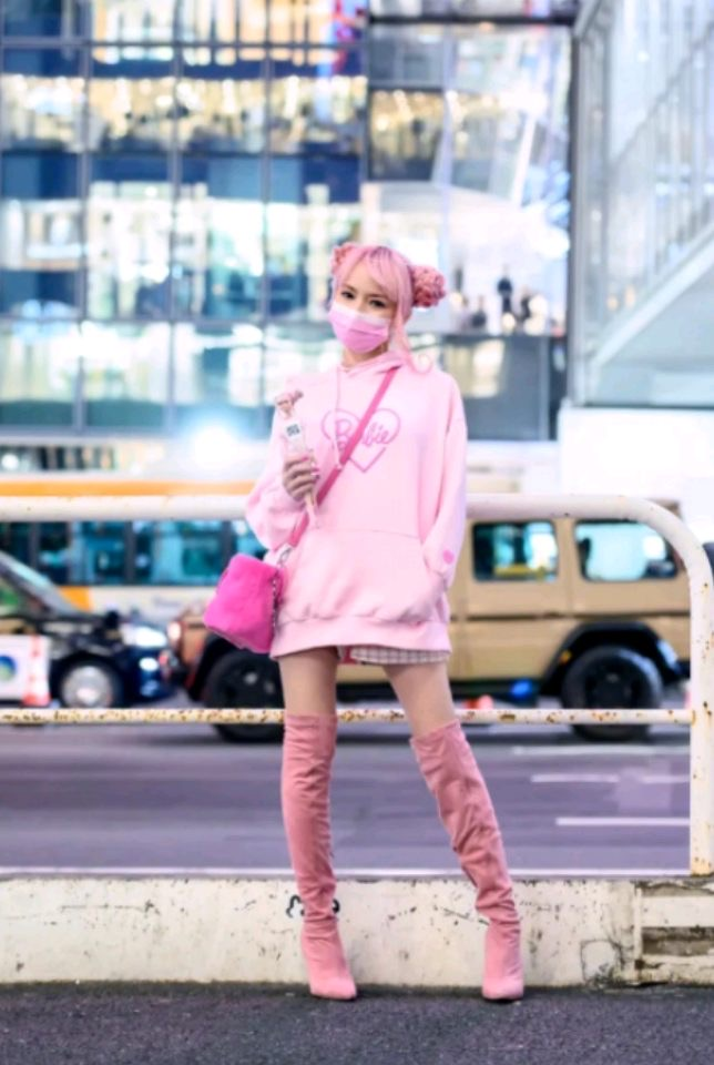 Photo taken from tokyofashion.com.